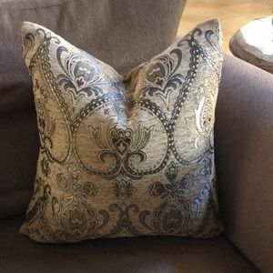 Chenille Set/4 Pillow Covers NEW